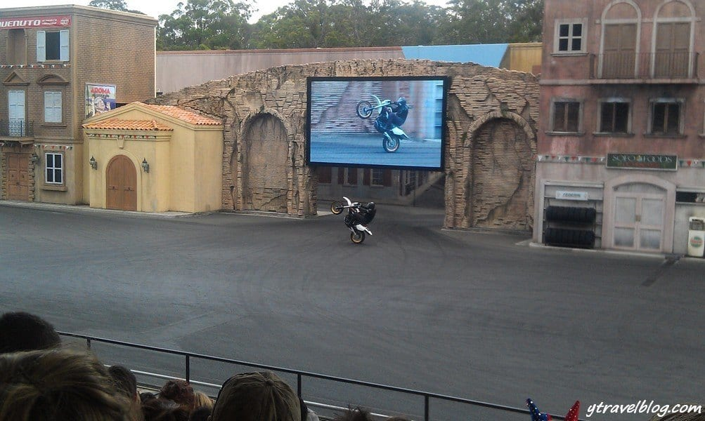 Stunt Show Movie World