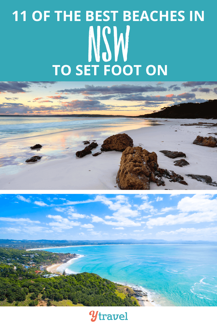 11 Best Beaches on the South Coast of NSW, Australia