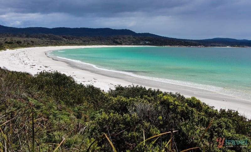 Visit stunning Binnalong Bay in Tasmania, Australia