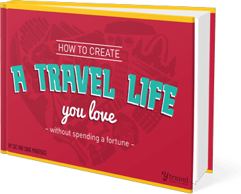LEARN HOW TO TRAVEL THE WORLD