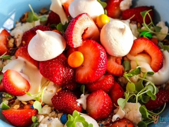 Recipe: Ben Milbourne's Eaton Mess