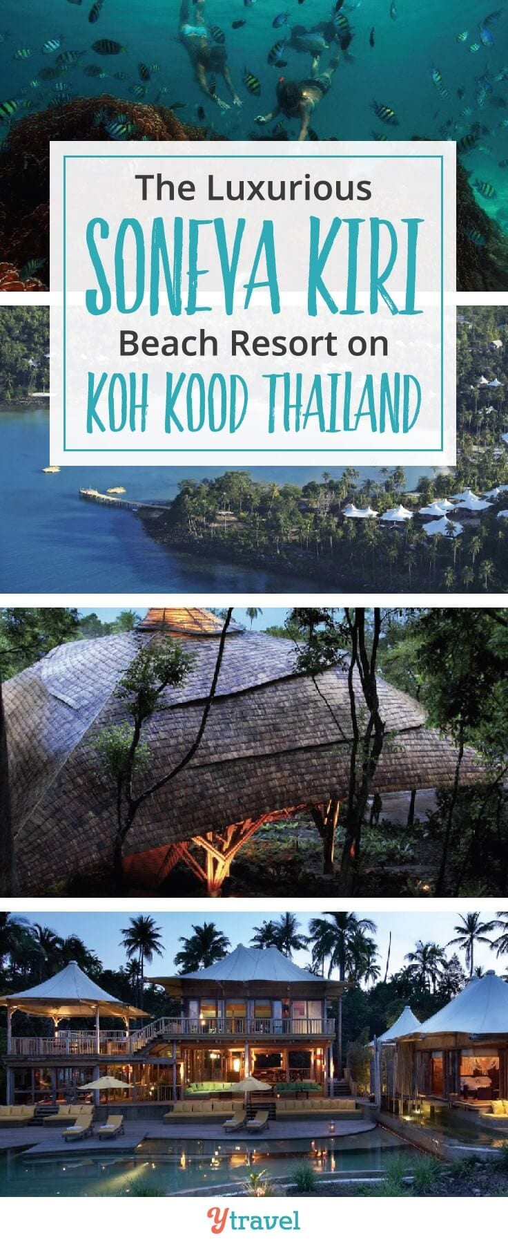 Want an unspoilt Thai island location? We've found the perfect Koh Kood Beach resort for families. Yes, it's a luxury resort! The Soneva Kiri Beach Resort on Ko Kood Thailand is just the family escape you've been dreaming of. #Thailand #KohKood #familytravel #luxurytravel #resorts