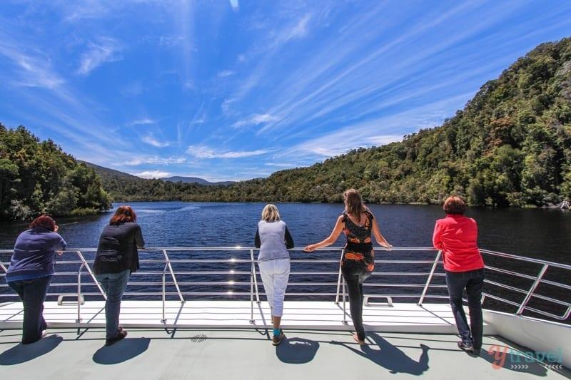 Discover Australia - Gordon River Cruise, Strahan, Tasmania