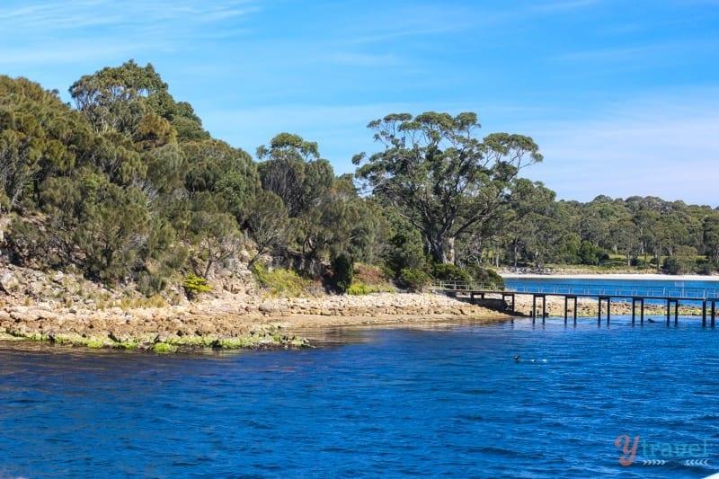 Isle of the Dead, Port Arthur, Tasmania, Australia