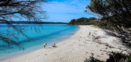 Greenfields Beach, Jervis Bay, Australia