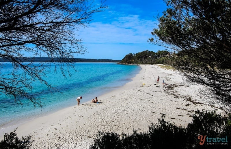 Chinamans Beach, Jervis Bay, Australia