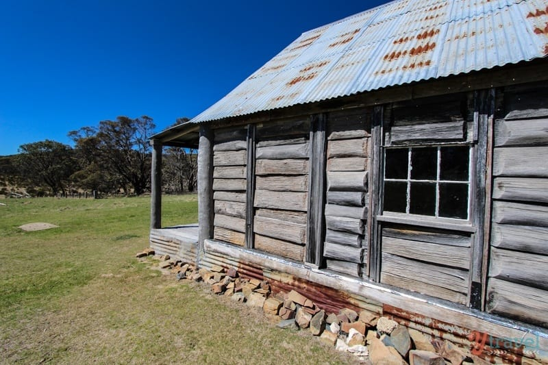 Coolamine Homestead, Snowy Mountains, Australia