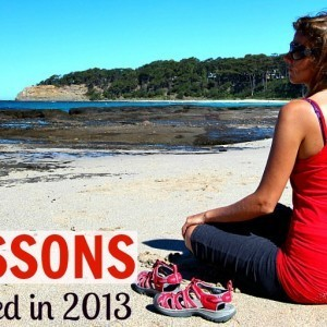 My 22 Life Lessons Learned in 2013 on the blog!