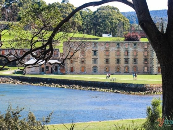 Visit the Port Arthur Historic Site in Tasmania, Australia