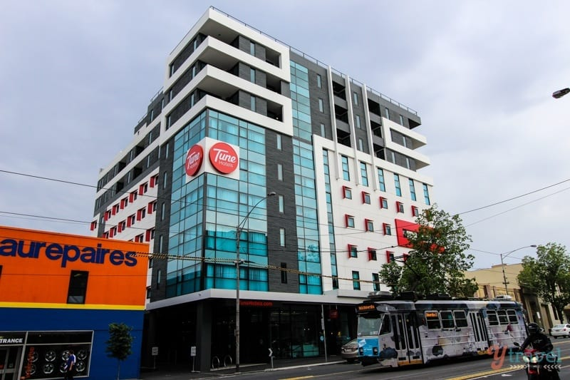 Introducing Tune Hotel Melbourne Budget Accommodation in