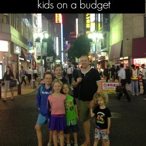 5 tips for visiting Japan with kids