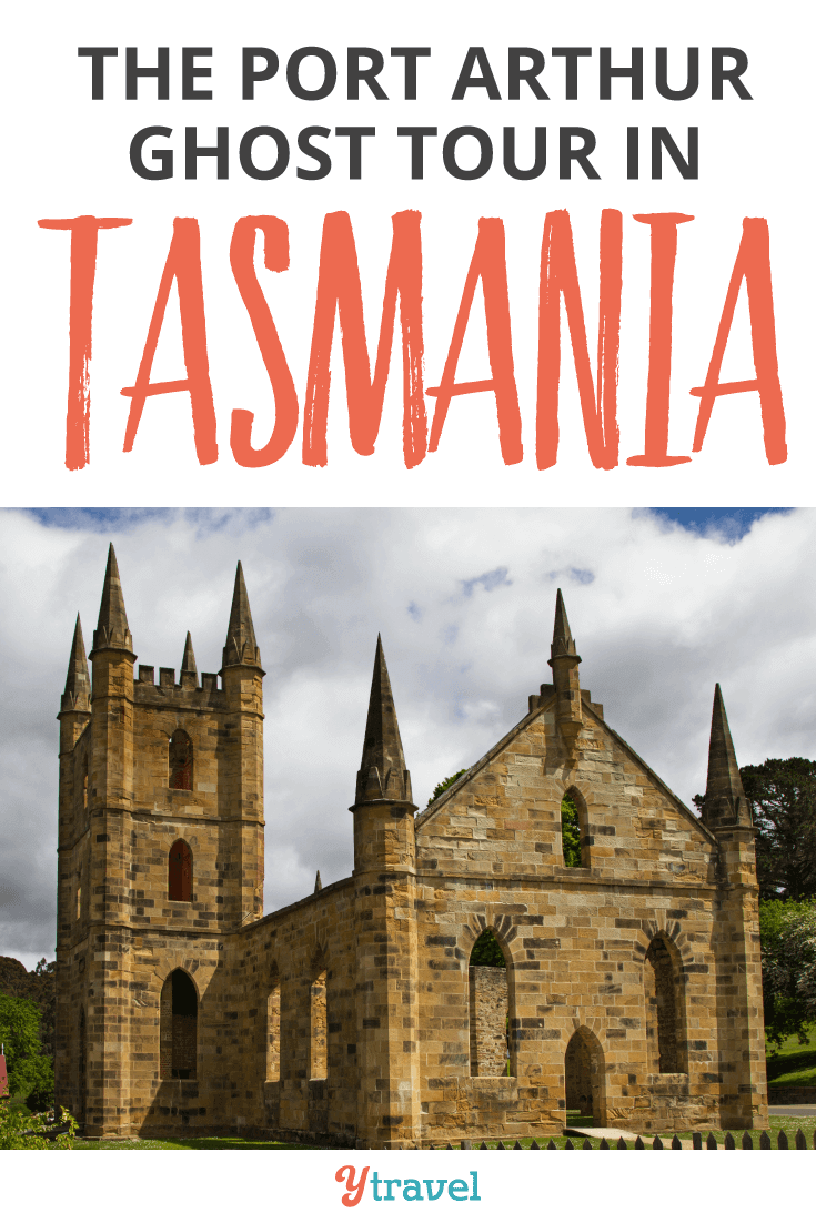For a spooky experience in Tasmania check out the Port Arthur ghost tour.