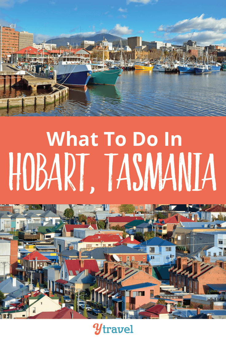 Looking for tips on what to do in Hobart, Tasmania? We spent 6 days exploring Hobart, here are our suggestions for things to do and where to eat and sleep.