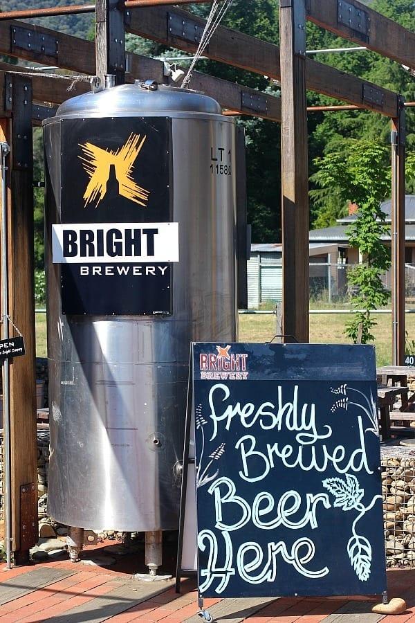 Bright Brewery, Victoria, Australia