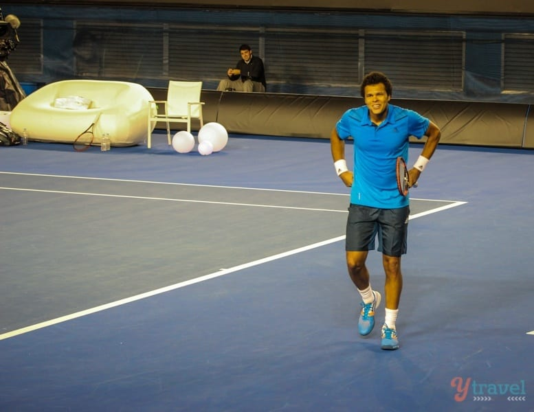 Federer and Friends charity match Aussie Open (13)