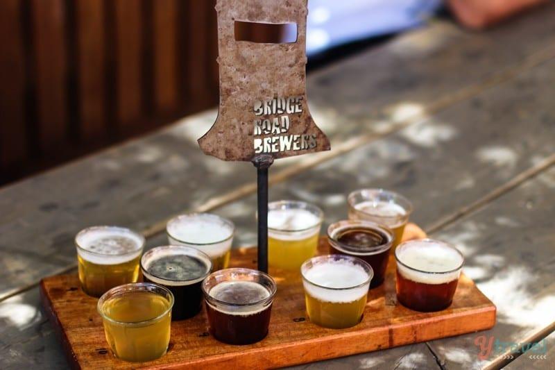 Bridge Road Brewers, Beechworth, Victoria