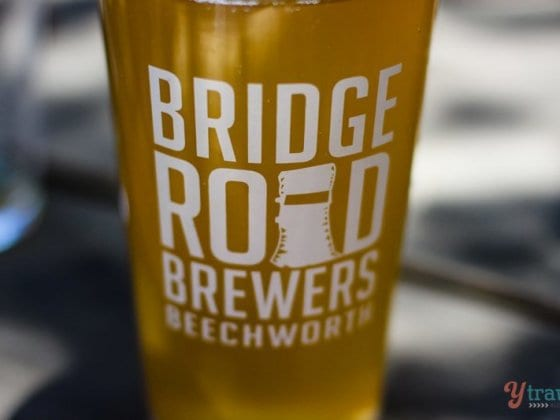 Australia Bucket List: Bridge Road Brewers, Beechworth Victoria