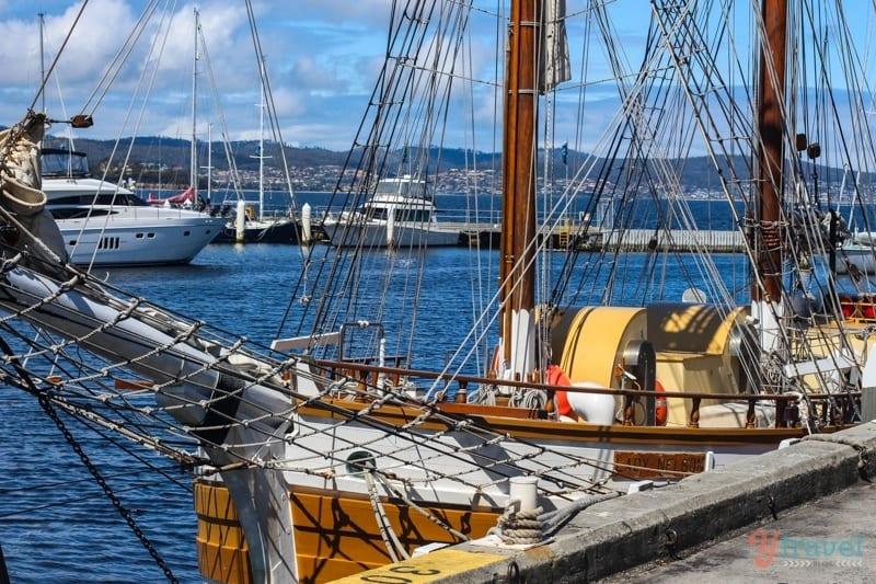 Hobart, Tasmanai, Australia