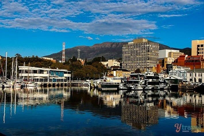 Hobart, Tasmania. Australia