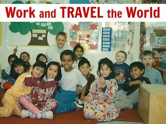 The jobs we've had working around the world