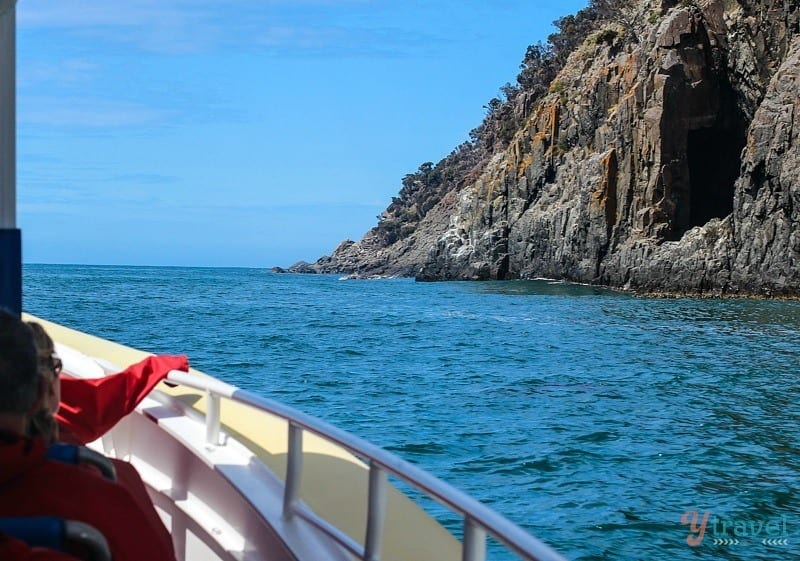 Bruny Island Cruise, Tasmania, Australia