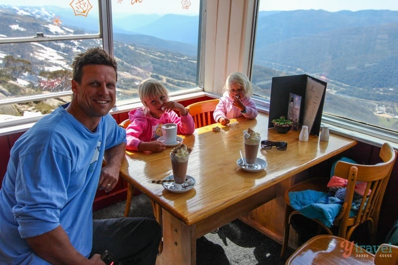 Eagles Nest restaurant Thredbo