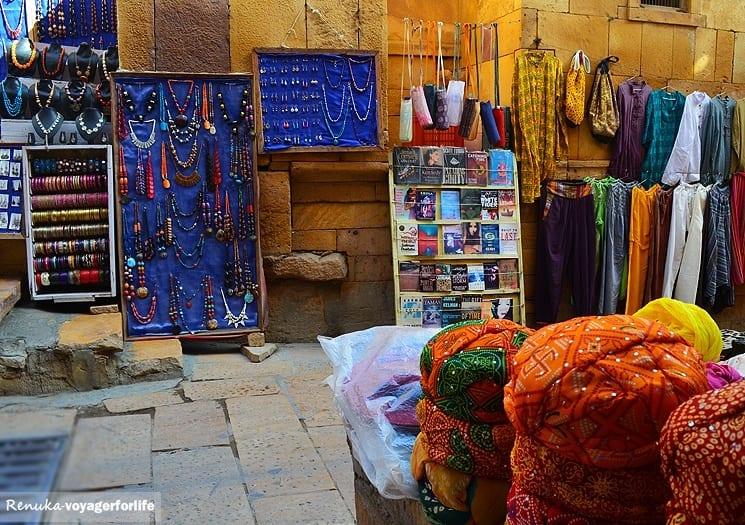 Ruelles de Fort Jaisalmer