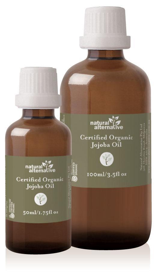 100% Certified Organic Jojoba Oil