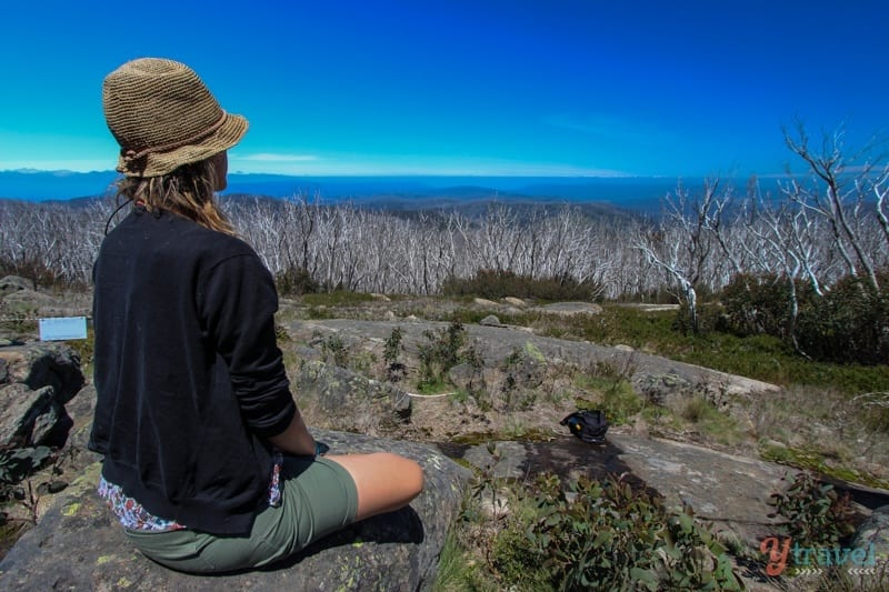 Lake Mountain, Marysville, Victoria, Australia