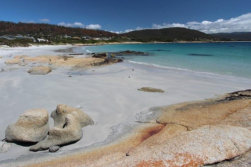 Bicheno Beach, Tasmania, Australia