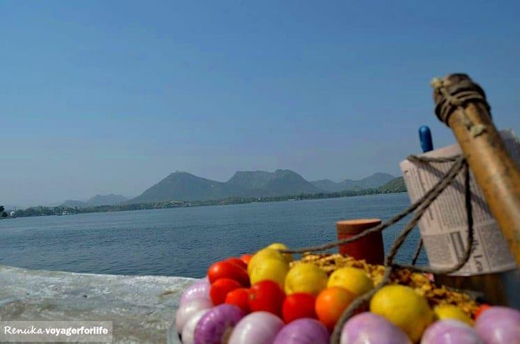 Lac Udaipur Fatehsagar