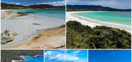 6 of the BEST beach in Tasmania, Australia