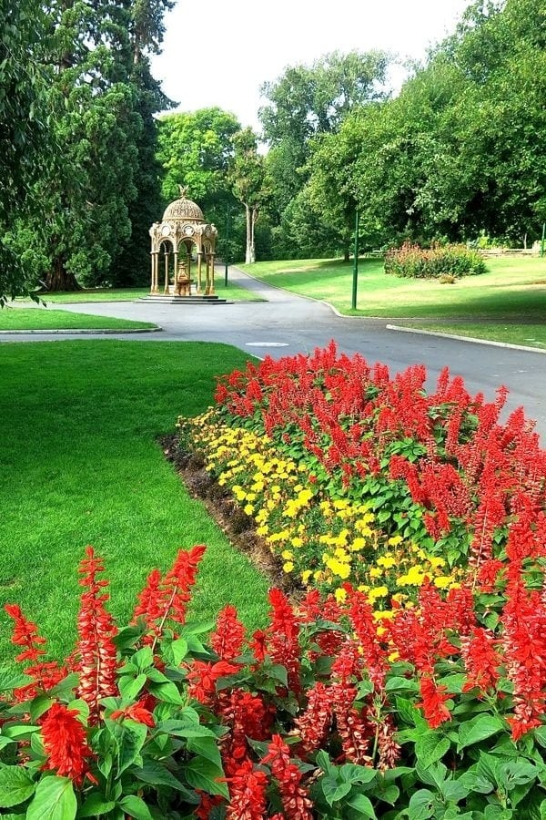 Parque de la ciudad, Launceston, Tasmania, Australia