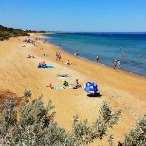 Parkdale Beach, Melbourne, Australia