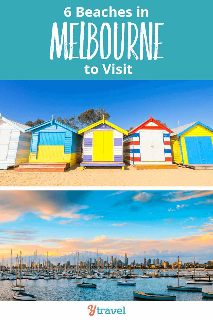 6 Beaches In Melbourne To Visit Once You Re Done With The City