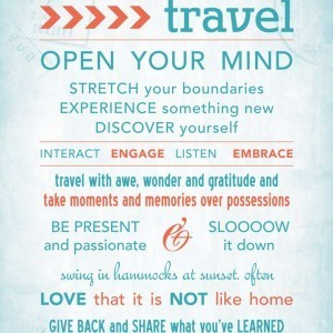 Our Travel Manifesto - 10