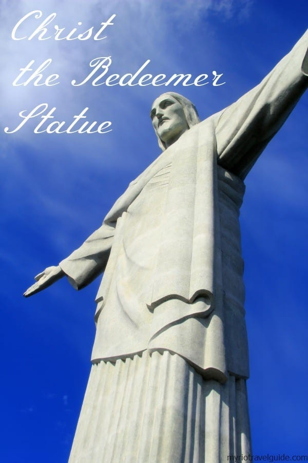 Christ the Redeemer Statue - Rio, Brazil