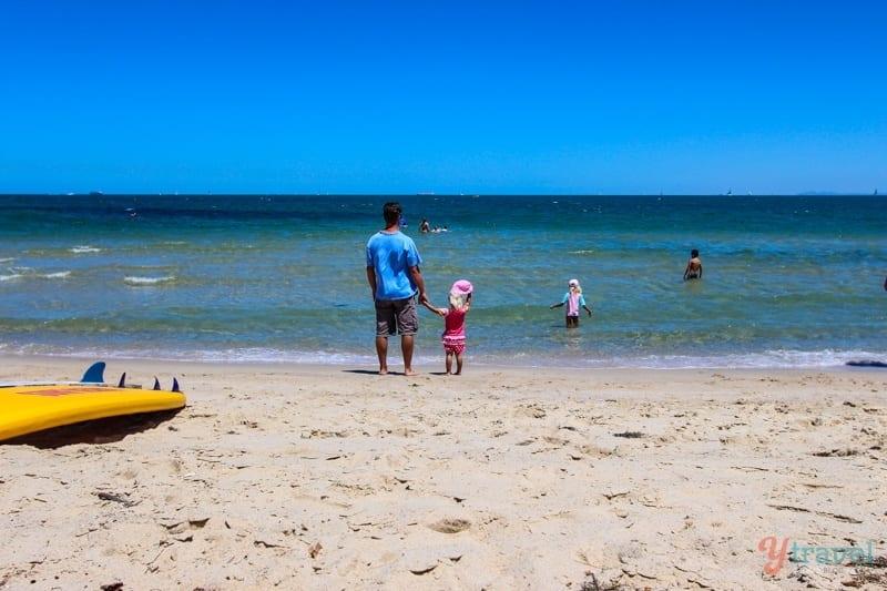 Elwood Beach, Melbourne, Victoria
