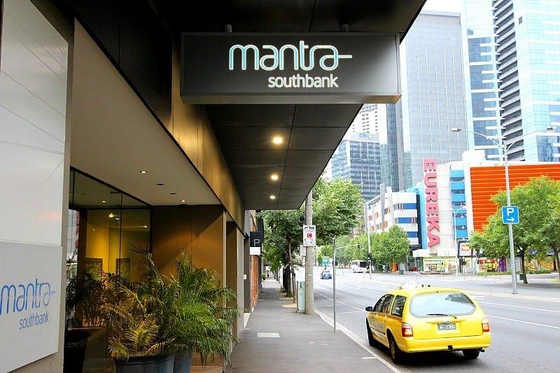Mantra Southbank, Melbourne, Australia