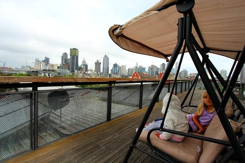 Melbourne MEtro YHA Hostel