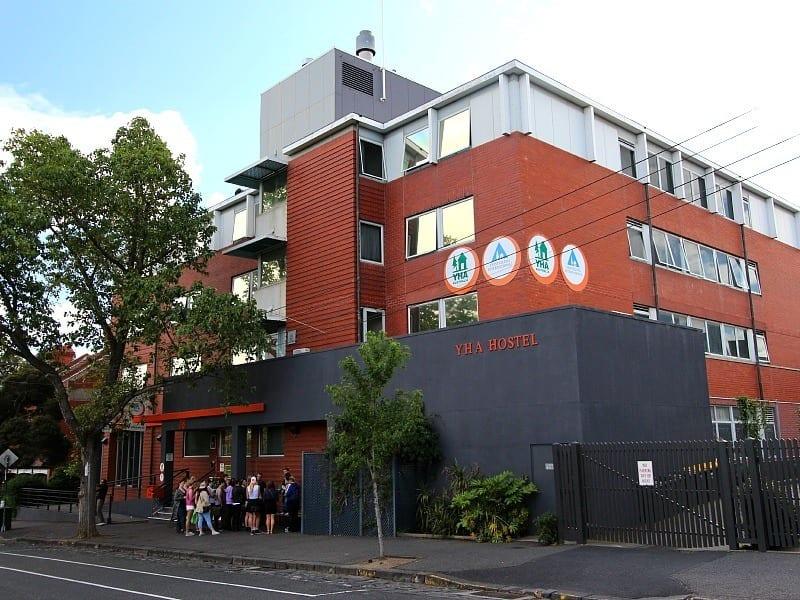 YHM Melbourne Metro Hostel
