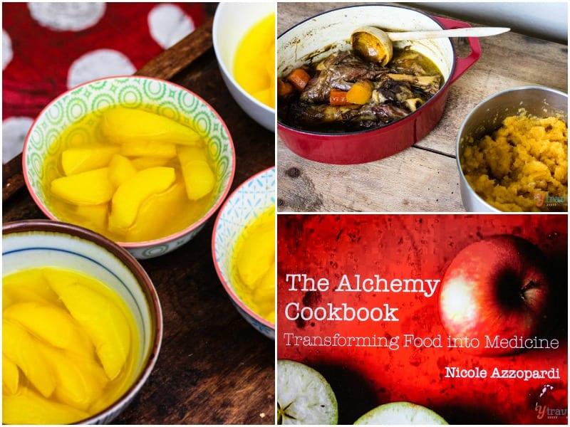 The Alchemy Cookbook
