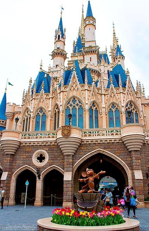 things to do in Tokyo Disney Japan