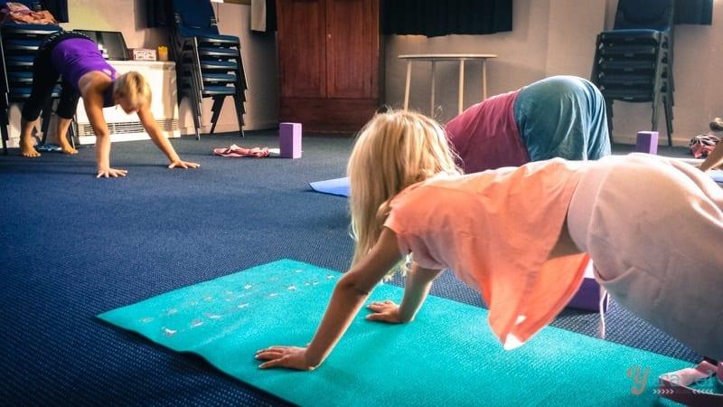 kid friendly yoga Bellarine