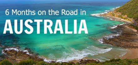 6 Month Australia Road - Facts & Highlights