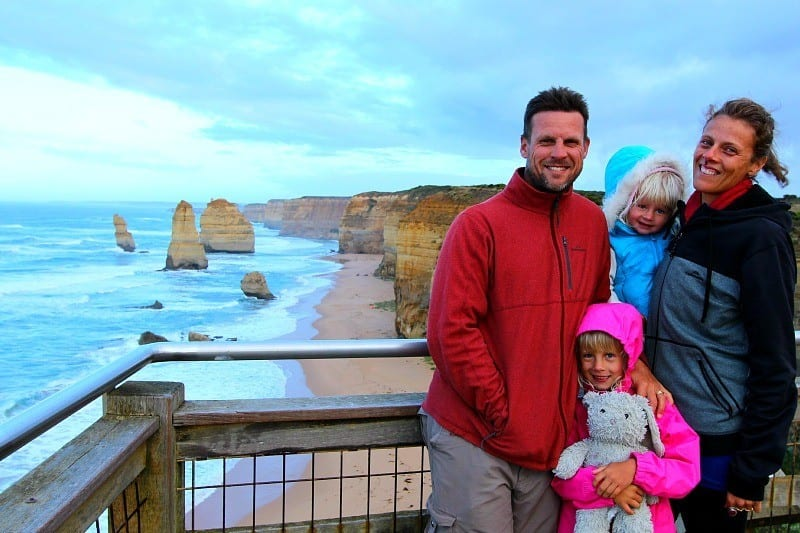 12 Apostles, Great Ocean Road, Victoria - Australia