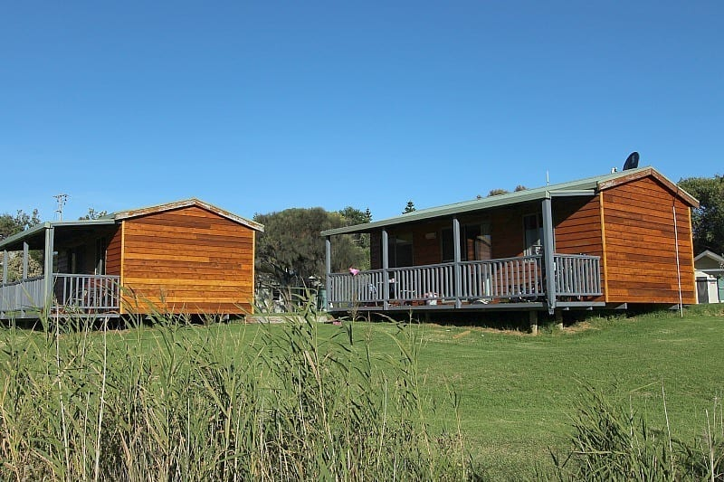 Our cabin at Port Campbell - Great Ocean Road