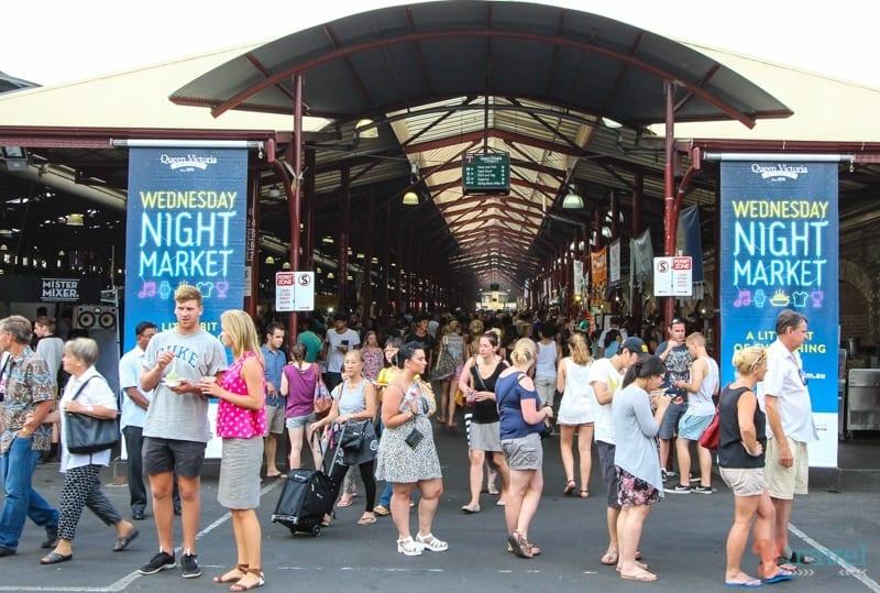 Queen Victoria Markets, Melbourne, Australia
