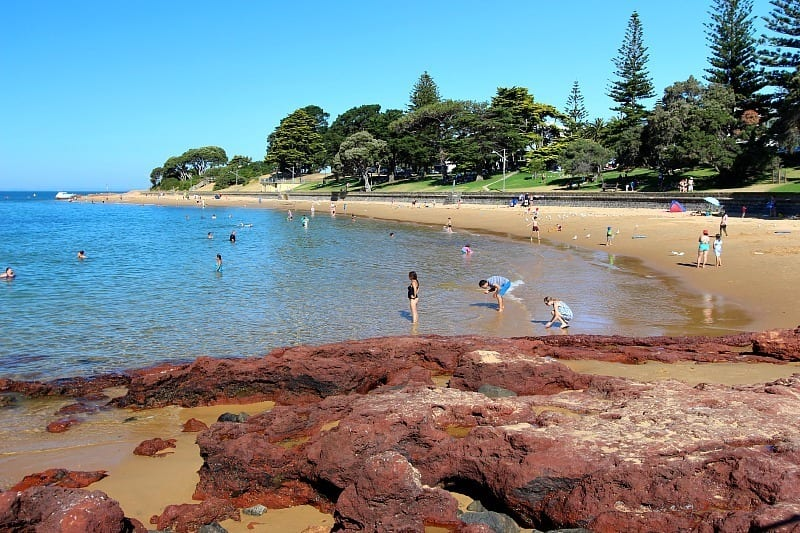 Cowes Beach, Phillip Island, Victoria - Australia
