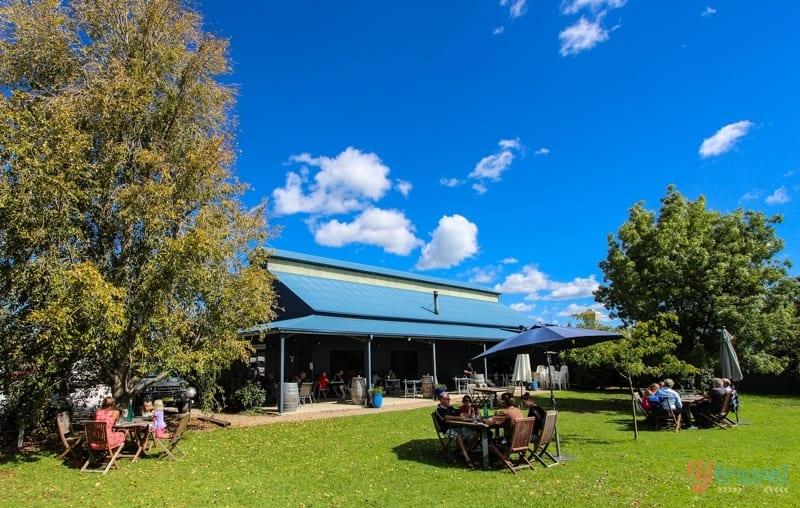 Blue Wren Wines, Mudgee, NSW, Australia